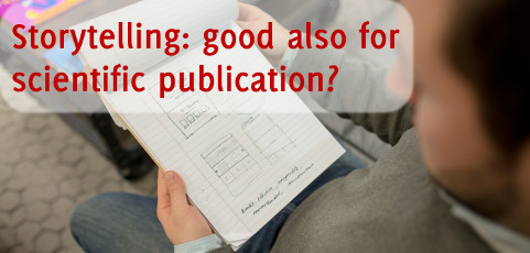 Storytelling: is it good also for scientific publication?